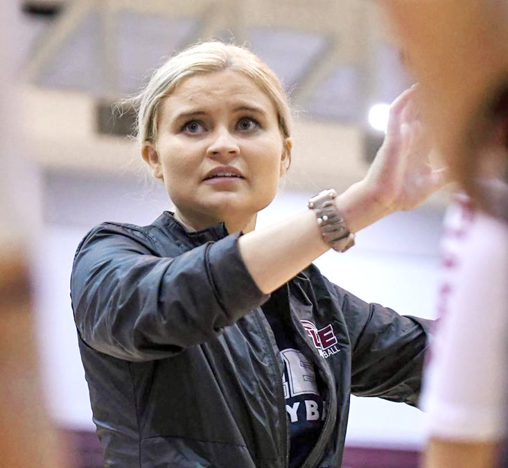 A NEW ERA in Lee University volleyball is tipping off as first-year head coach Callie Murphy takes over the program and has the Lady Flames ready for the fall season.