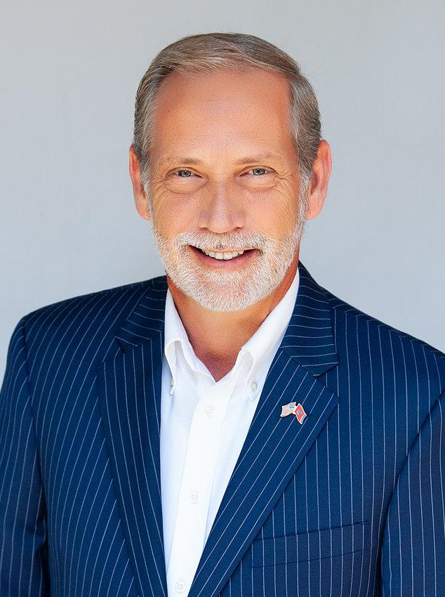 Bradley County Mayor D. Gary Davis