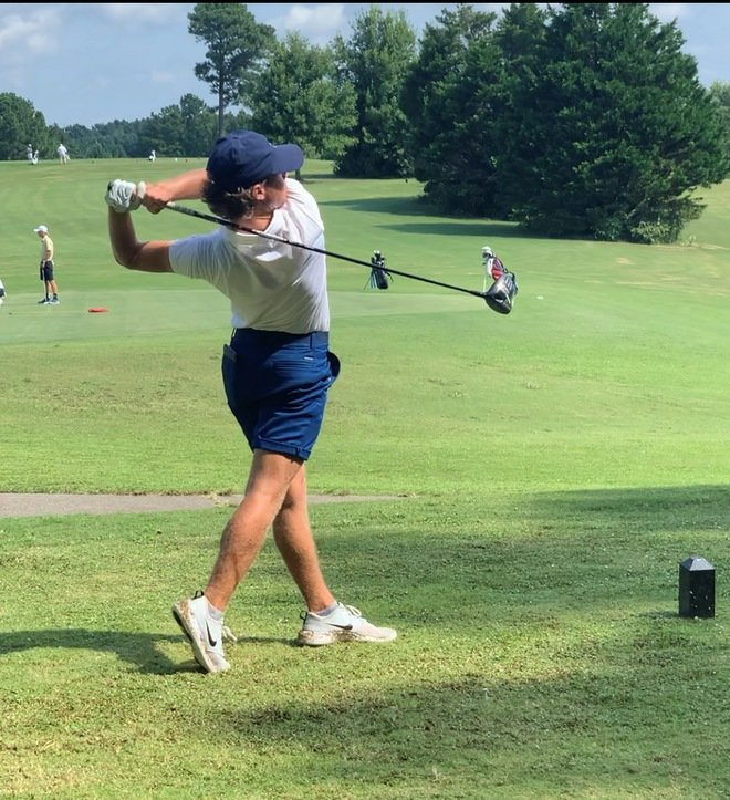 THE CLEVELAND STATE golf team finished in eighth place with a score of 293 at the Dan York Memorial at Cross Creek Golf Course, in Cullman, Ala.