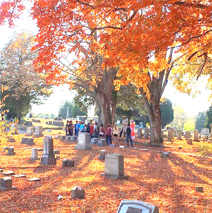 The 15th annual Walking Tour of Historic Fort Hill Cemetery will be held Sunday, Oct. 24. Lee University  history students and volunteers will cosplay as members of 19th and early 20th century members of the Cleveland community.