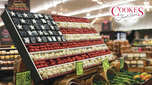 Making Produce Come To Life The Cleveland Daily Banner