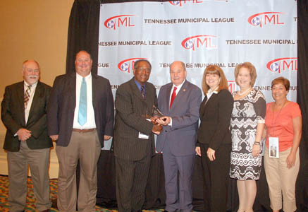 Cleveland receives TML honors | The Cleveland Daily Banner