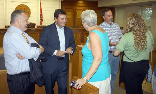 State GOP chair visits Cleveland, Tennessee