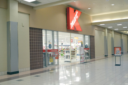 An anchor store at Bradley Square Mall, Kmart will be closing for good in mid-March. The store was one of the first to be a part of the mall.