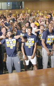 UTC Mocs put on NCAA dancing shoes | The Cleveland Daily ...