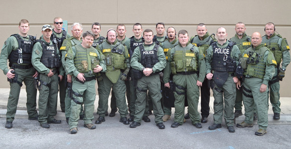 SWAT team provides special service to community | The Cleveland ...