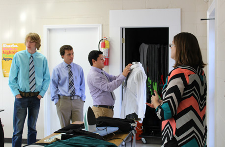 Students learn, practice job interviewing skills | The