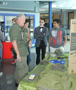 Cleveland High Veterans Day program includes a 'Freedom Walk