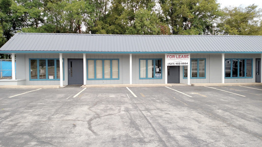 THE CHANDLER PROPERTIES leasing office is located at 1310 South Lee Highway and also includes office spaces for rent.