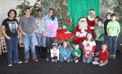 A Veterans Christmas.Aid A Veteran Holds Christmas Program The Cleveland Daily