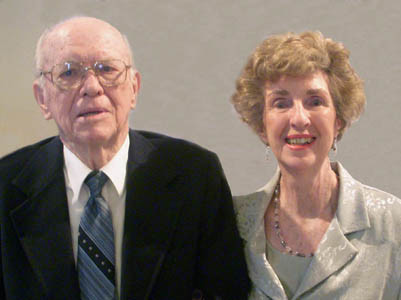 Mr. and Mrs. William J. Burton, today
