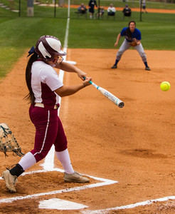 LEE UNIVERSITY sophomore Stevie Baird has blasted seven homers and knocked in 39 runs, to help lead the Lady Flames to today's NCAA Super Region action in Pensacola, Fla.