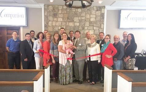 panion Funeral Home celebrates Athens ribbon cutting