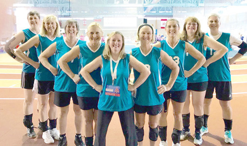 SWAT takes the gold at Senior Games | The Cleveland Daily Banner