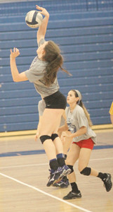HIGH SCHOOL fall sports teams can begin to officially prepare for the upcoming season today. Cleveland junior Anna Renshaw hopes to help lead the Lady Raiders to its second straight TSSAA State Volleyball Tournament bid.