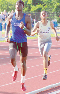 CLEVELAND GRADUATE and all-state track medalist Mel Obadiah signed with one of the nation's top JUCO programs, Iowa Central Community College. Obadiah hopes to one day run at the NCAA Division-I level.