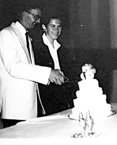 married on Aug. 8, 1957