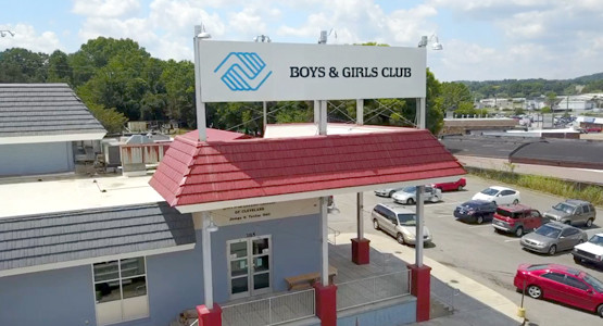 Boys and Girls Club of Lufkin throws back to school shopping spree