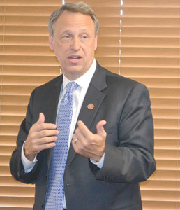 THE CREATION OF AN opioid drug task force will help in promoting how to address the issue through prosecution, education and treatment, District Attorney General Steve Crump said in his address to the Bradley County Republican Women organization Thursday.