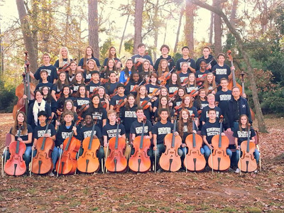KHS orchestra program