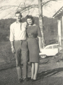 "Leon ""Whick"" and Glenda Scoggins"