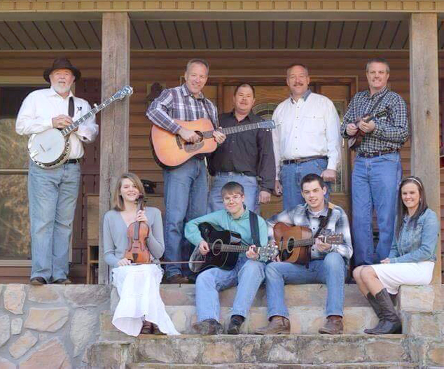 By the Way Bluegrass Band