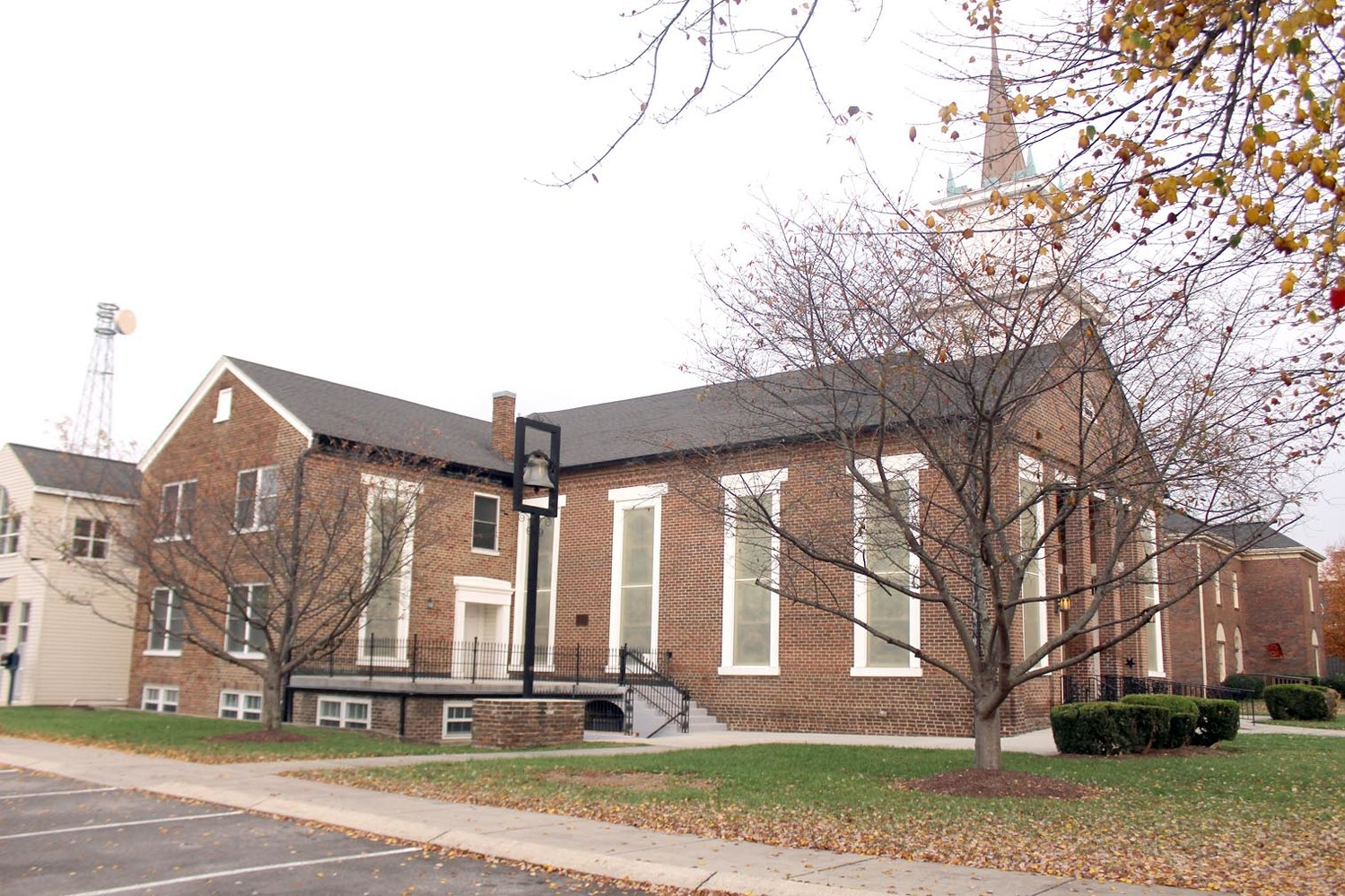 FIRST PRESBYTERIAN Church is located on Ocoee Street. It is the oldest church building in the community.