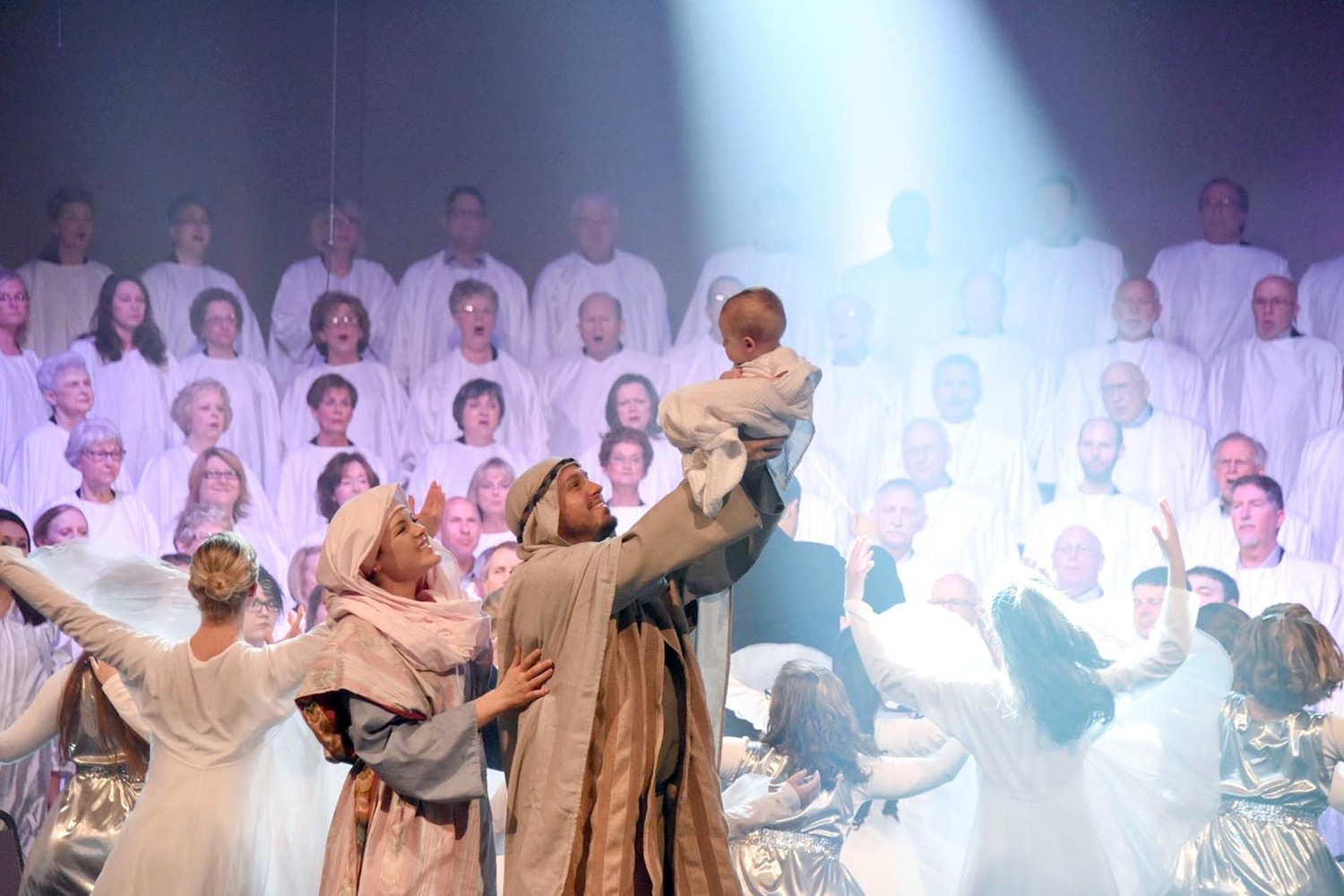 """THE SOUNDS OF CHRISTMAS"" will be at  First Baptist Church of Cleveland on Friday, Saturday and Sunday."