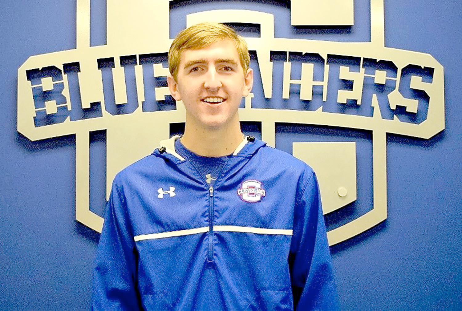 CLEVELAND HIGH SCHOOL senior Brian Byerly has been named a state finalist for the prestigious U.S. Pesidential Scholars Program. He is also a National Merit Semifinalist.