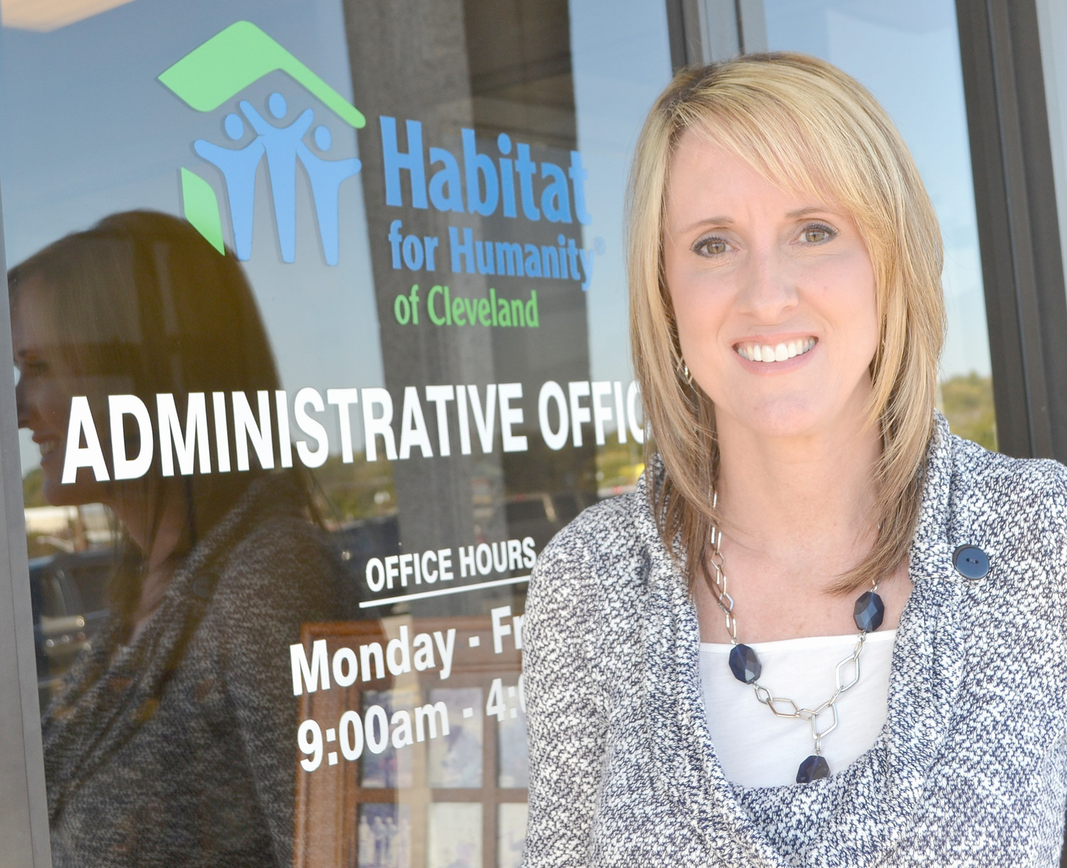 TAMMY JOHNSON was a leading part of nonprofit news in 2018 when she was named the new executive director at Habitat for Humanity of Cleveland. She had formerly served the nonprofit as its resource development director.