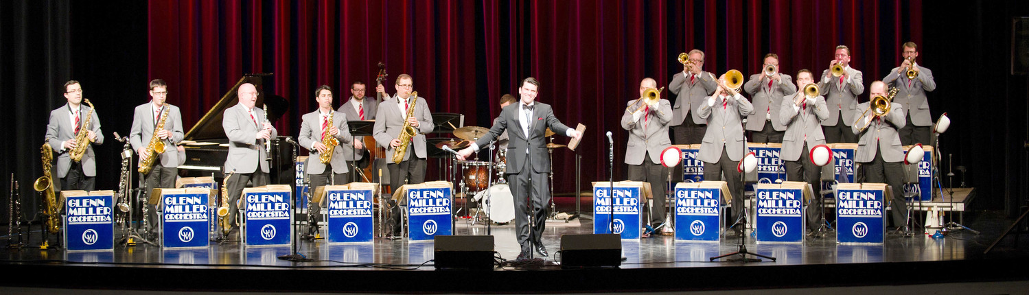 THE INTERNATIONALLY FAMOUS Glenn Miller Orchestra is coming to Cleveland for a performance Thursday night at Cleveland Country Club. The longtime entertainers are visiting to help celebrate the 25th anniversary of the Allied Arts Council, a division of the Cleveland/Bradley Chamber of Commerce. Doors open at 6:15 p.m. and dinner and the music are set to get underway at 7 p.m.