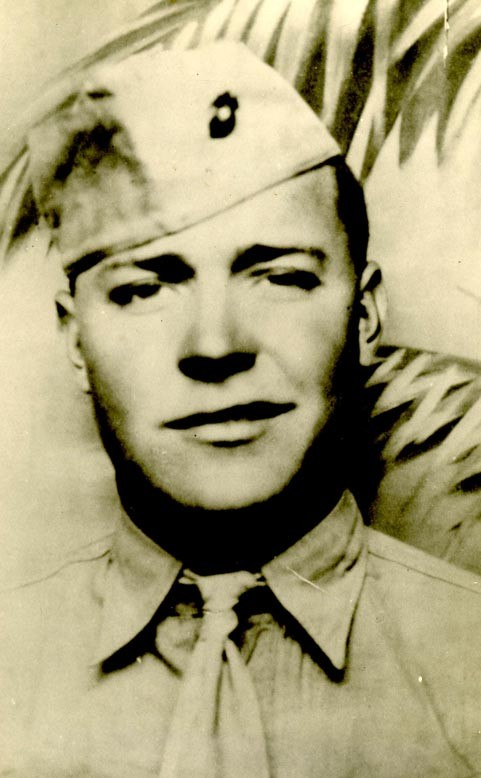 PVT Raymond McCann
