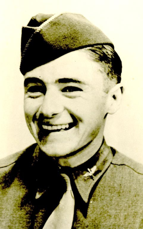 2nd Lt. Harold E. Spicer