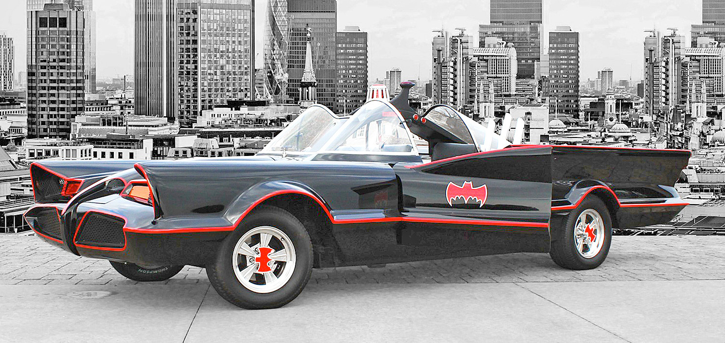 "BIFF! POW! ZOOM!  The famous Batmobile featured in the 1960s ""Batman"" TV show will be making an appearance at the Cleveland Buy Here Pay Here USA location at 440 3rd Street S.W., from Thursday through Saturday."