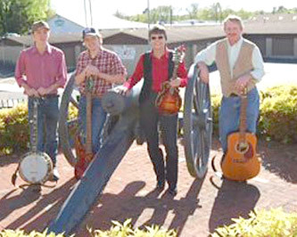 Double Cross Bluegrass to perform Friday, 7 p.m., at the Cowboy Gospel Jubilee.