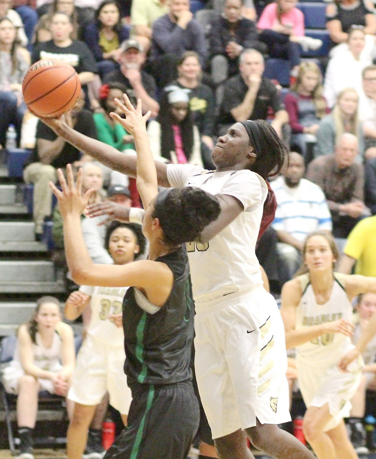 BRADLEY CENTRAL point guard Rhyne Howard has been named Gatorade Player of the Year.