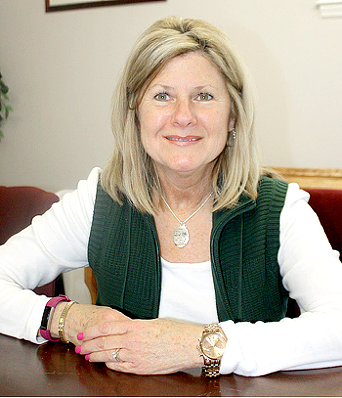 Meeting a Qualified Candidate: Bradley County Road Superintendent Sandra Knight