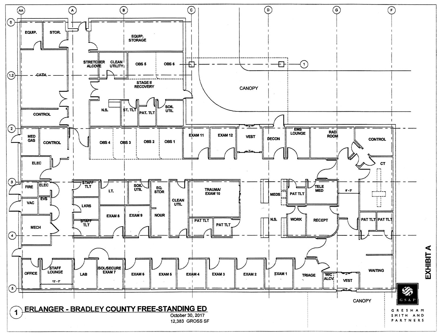 Erlanger proposed er would be a level iv trauma center - Hospital planning and designing books pdf ...