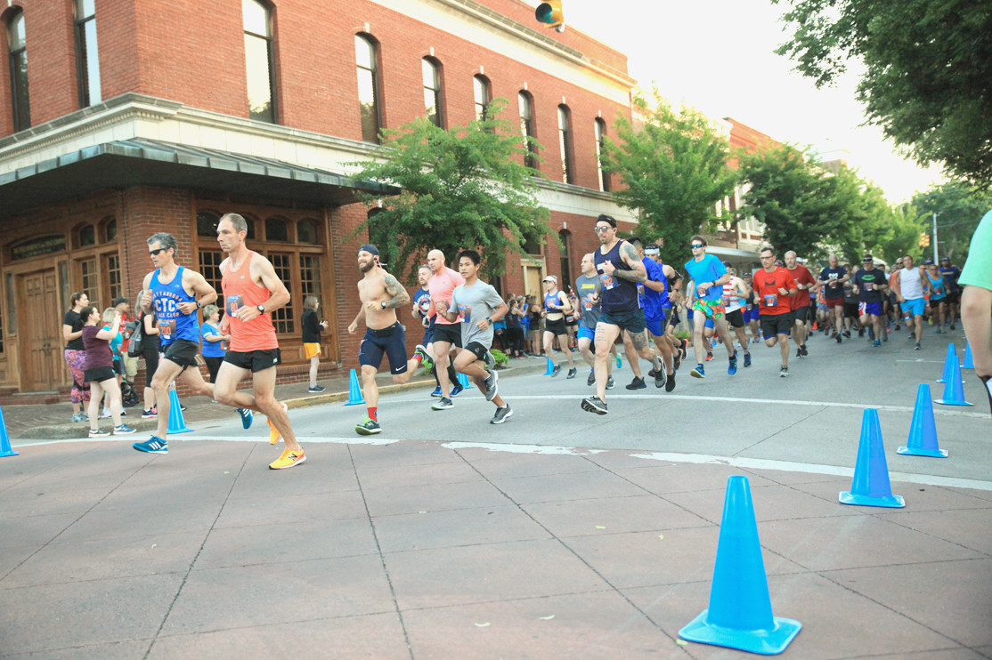 Cleveland Half Marathon and 5K | The Cleveland Daily Banner