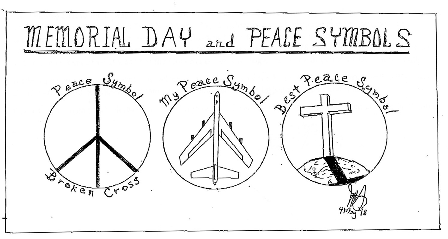Memorial Day Reflections On Images Of Peace The Cleveland Daily Banner