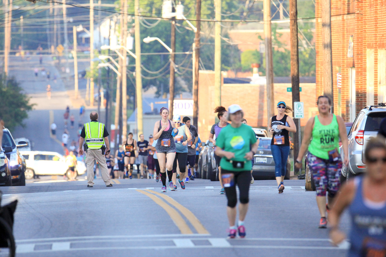 "BOLSTER YOUR RACE history with a run in the Cleveland Recycles 5K & 1 Mile Walk.  The aim of this race is ""to raise awareness about the benefits of recycling and reduce litter in the community."""