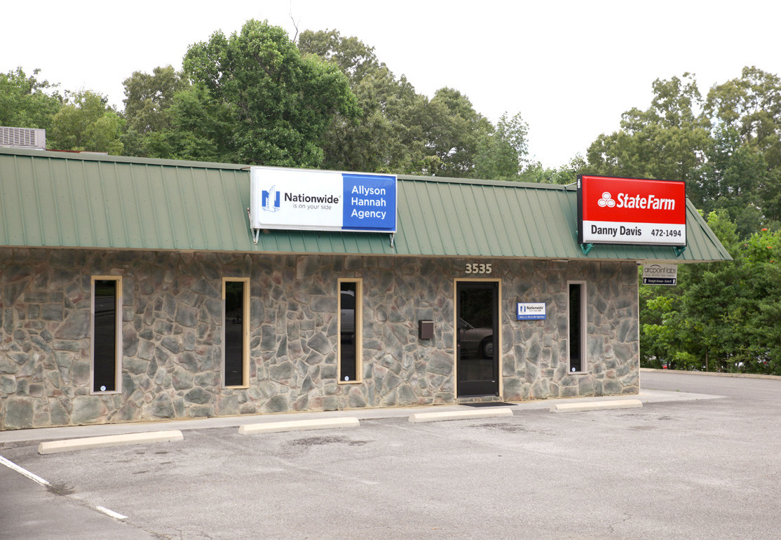 THE BETTER BUSINESS BUREAU'S Cleveland branch is in the process of moving from its location downtown to this building located at 3535 Keith St. N.W.