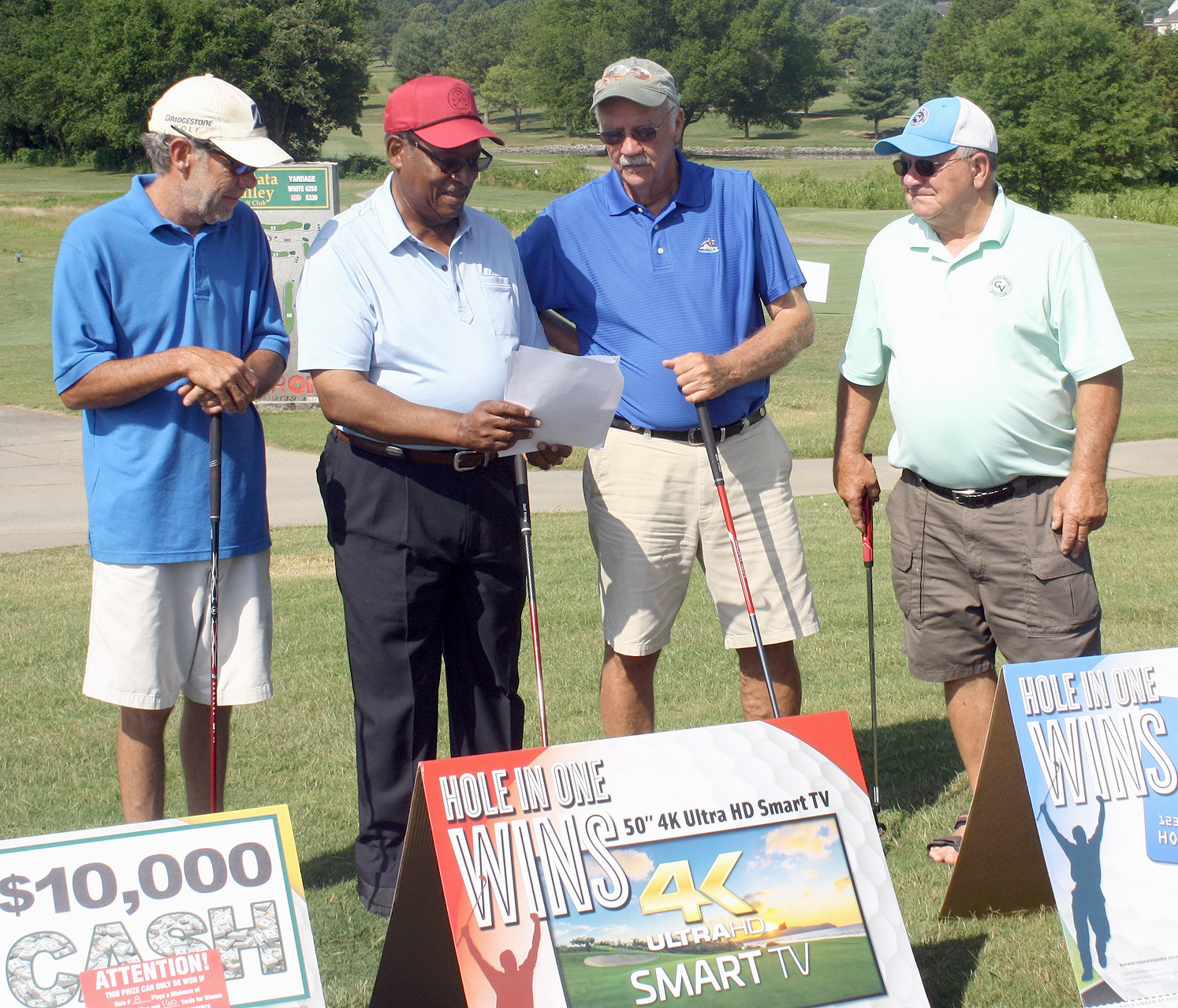 100 BMBC golf event to aid scholarships | The Cleveland Daily Banner
