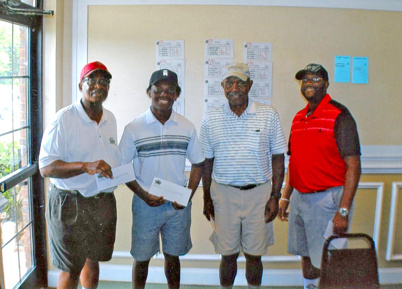 The Ninth Annual 100 Black Men of Bradley County Golf Tournament