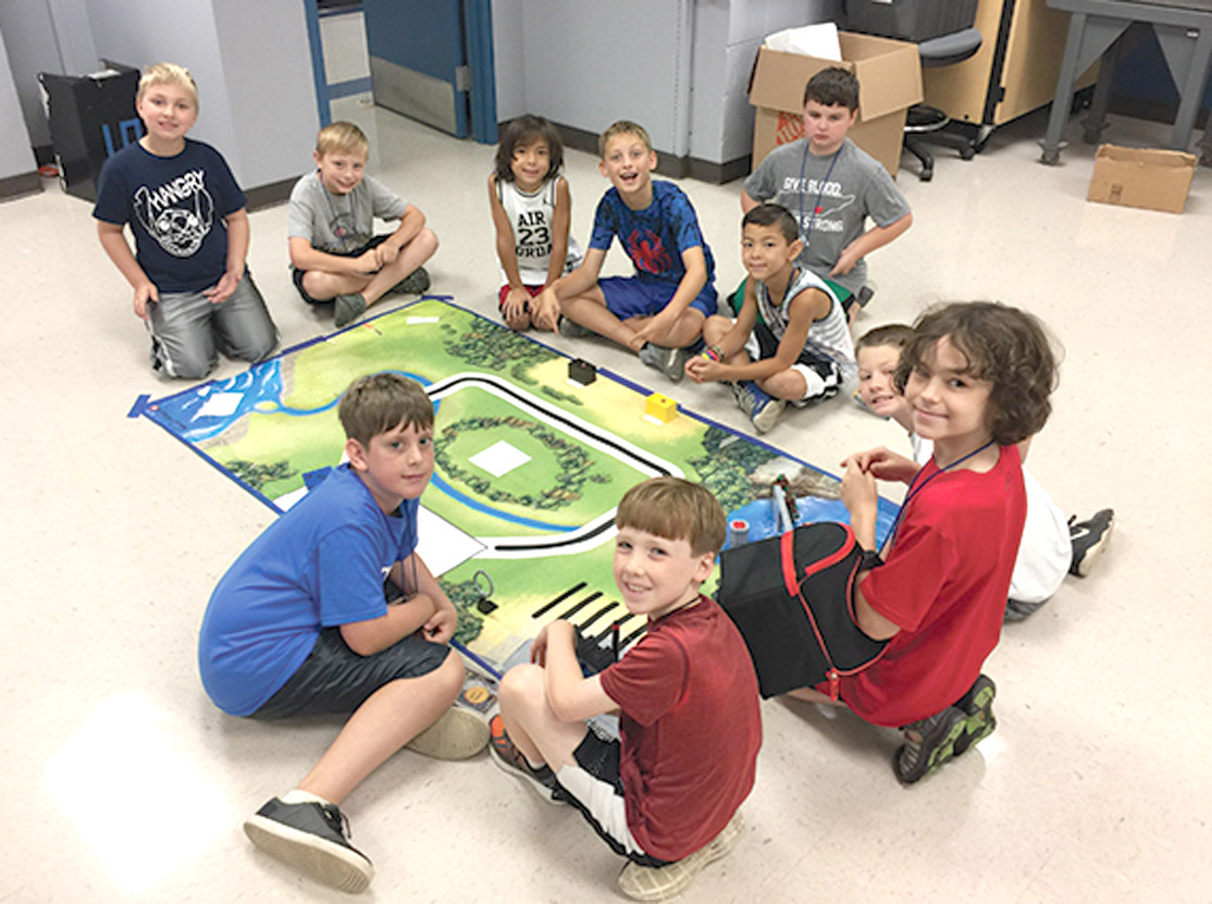 Cleveland State Community College hosted a Beginner's Lego® Robotics STEAM (Science, Technology, Engineering, Art and Math) camp last week on the main campus. In addition to this camp, the college also hosted Intermediate and Advanced Lego® Robotic Camps, Musical Theater and Forensic Science.