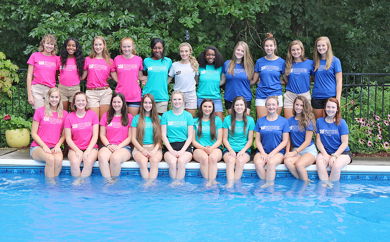 DYW Pool Party
