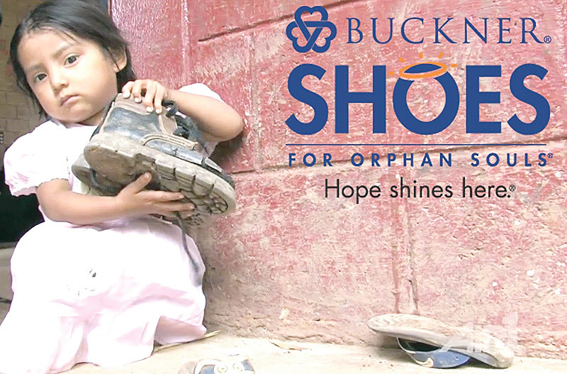 THE UPCOMING Buckner Shoes for Orphan Souls shoe drive, in partnership with Moody 88.9 FM radio, is hoping to collect more shoes in 2018 than any other shoe drive. While the program leaders normally strive for 10,000 boxes, this year, the sky is the limit. If interested in donating, various locations have been established all around Cleveland as drop-off points.