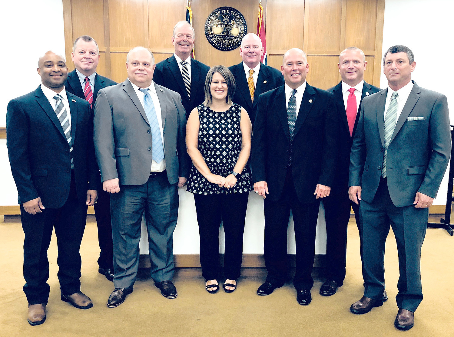 Lawson identifies command staff the cleveland daily banner bradley county sheriff elect steve lawson announced his command staff during a press conference on thecheapjerseys Image collections
