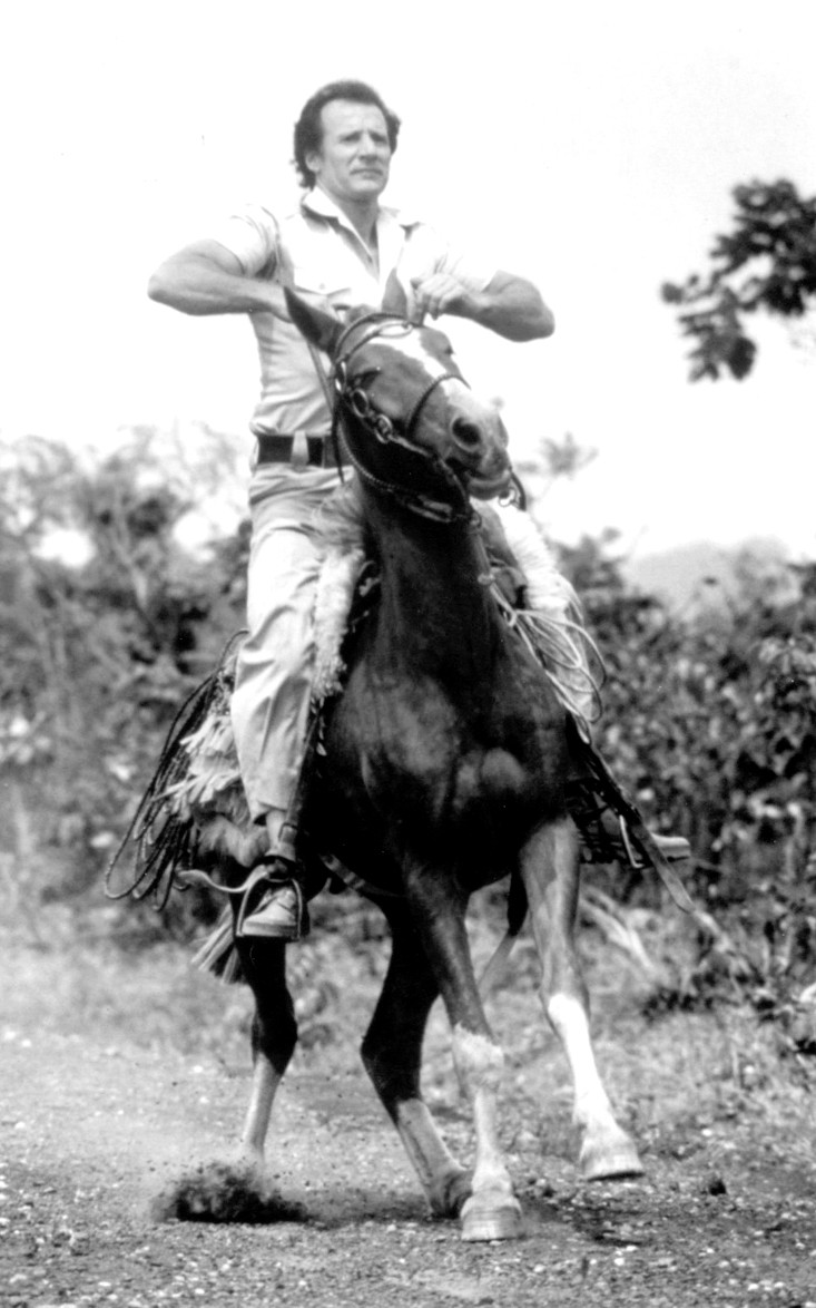 "MANAGER of one of the world's largest cattle ranches in South America, cowboy and adventurer Stan Brock went on to become a national TV hero on ""Mutual of Omaha's Wild Kingdom"" in 1985. He succeeded previous host Marlin Perkins. He later left the show to start Remote Area Medical, an international health relief organization."