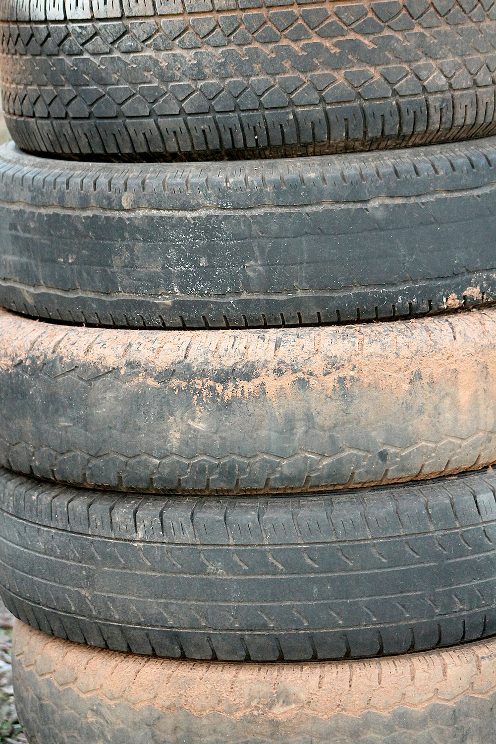 BRADLEY COUNTY officials are warning the public to be aware of anyone offering to bring them old tires to be used for construction, craft or other projects. Some area residents have found hundreds of tires dumped on their property after responding to social media posts and ads on Craigslist and other sales sites.